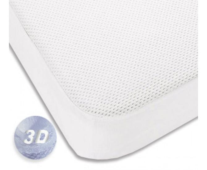 Cubre colchón 3D