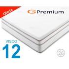 Colchón Viscoelástico G90 Premium