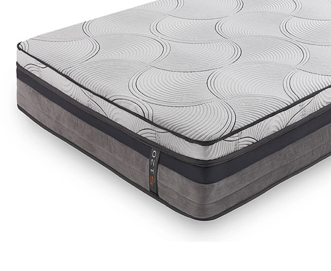 matelas m moire de forme s120 premium matelas sensog. Black Bedroom Furniture Sets. Home Design Ideas